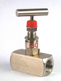(003) Ashford Instrumentation Ltd Bar Stock Needle Valves Stainless Steel