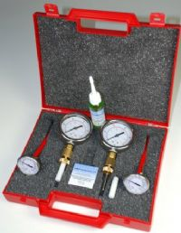(006A) Binder Test Kit