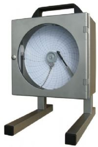 (999) Chart Recorders For Temperature & Pressure,