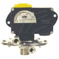 (600) Low Range Differential Pressure Switch