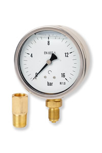 (007) 100mm Sprinkler Gauge