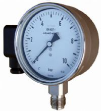 (204) Pressure Gauge With Built-In Transmitter