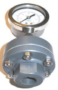 (018A) Water Industry 63mm Dosing Gauge