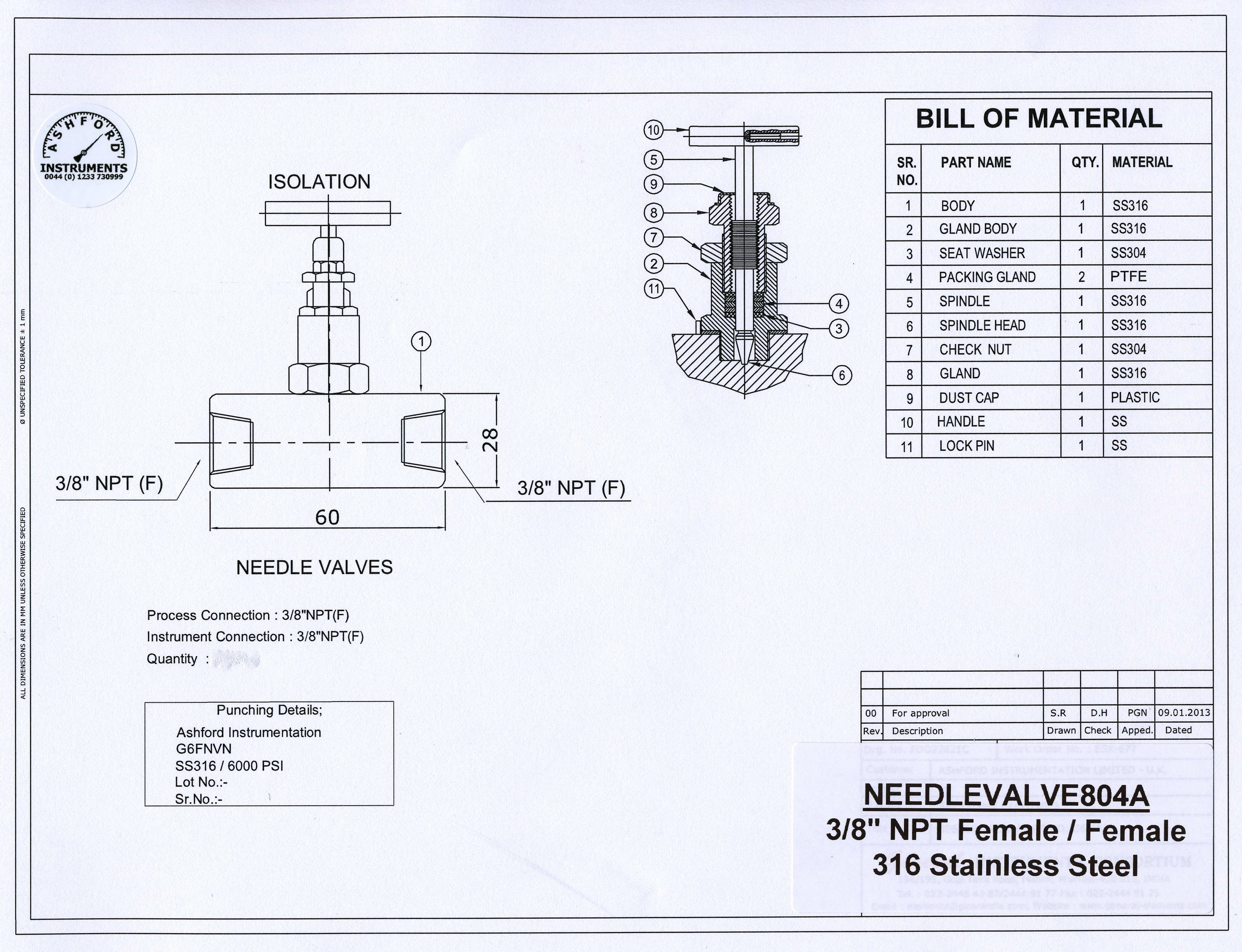 specialist instrumentation and valve suppliers