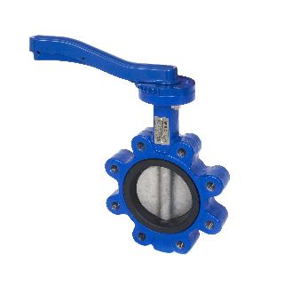 Butterfly Valve - Wafer, Lugged & Tapped Designs (WRAS Approved)