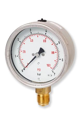 Industry-specific Process pressure instumentation available