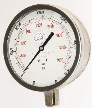 1010 Pressure Gauge ASME B40.1 - Ashcroft