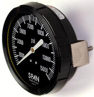 SPAN SUB LFP Subsea Gauge - 2.5