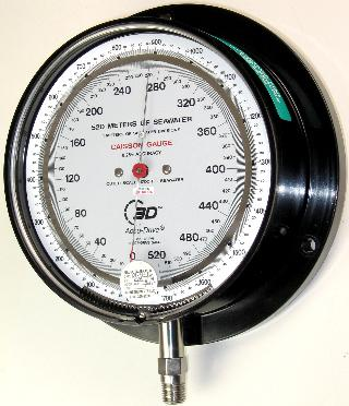 Direct Drive Caisson Gauge - 4.5