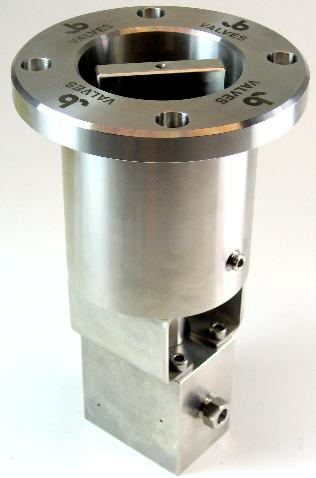 Panel Mounted ROV Receptacle Subsea ROV Operated Needle Valves