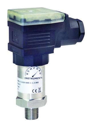 Marine Pressure Transmitter with Germanischer Lloyd (GL) & Det Norske Veritas (DNV) Approval